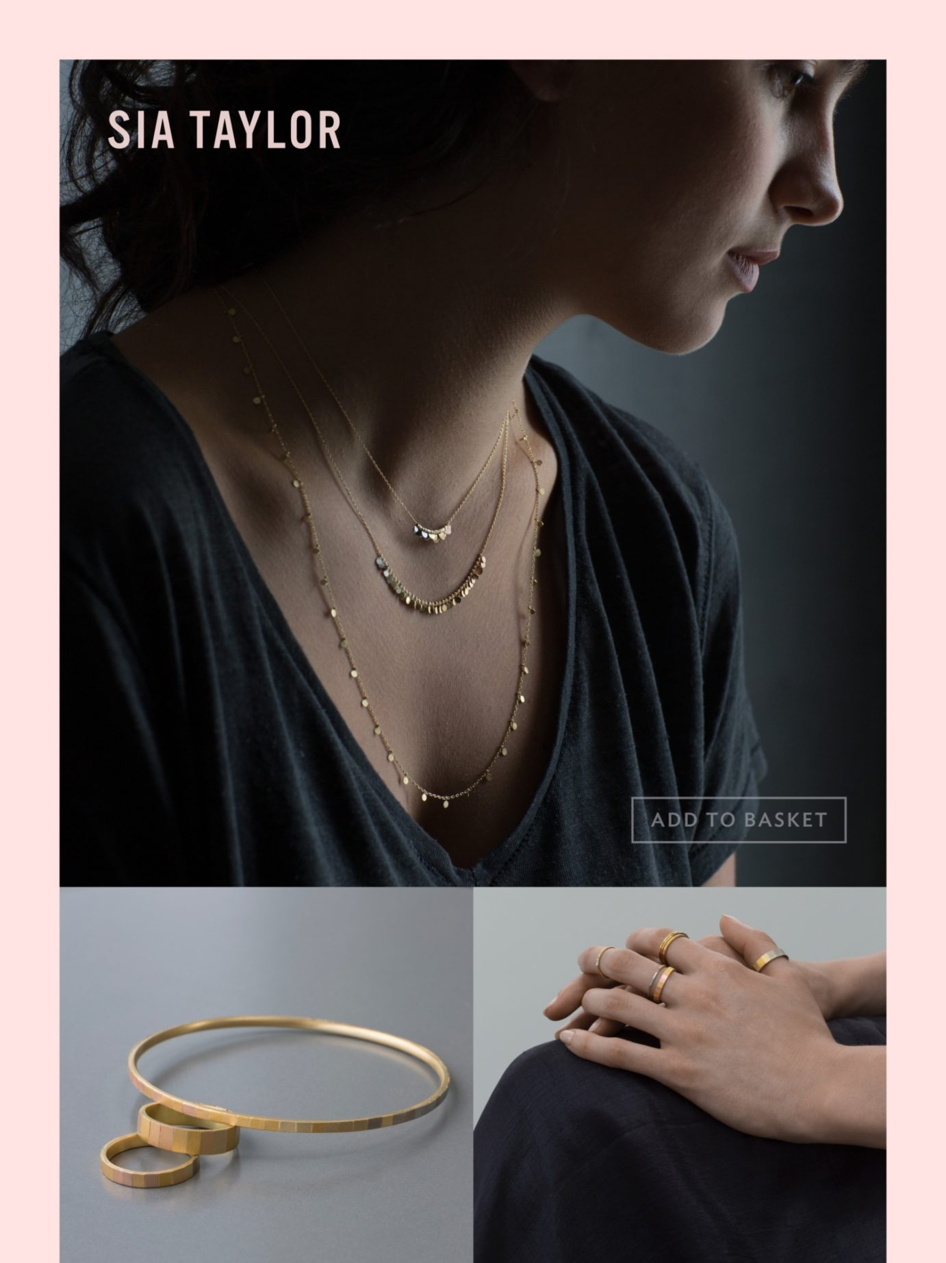 Sia Taylor Jewellery