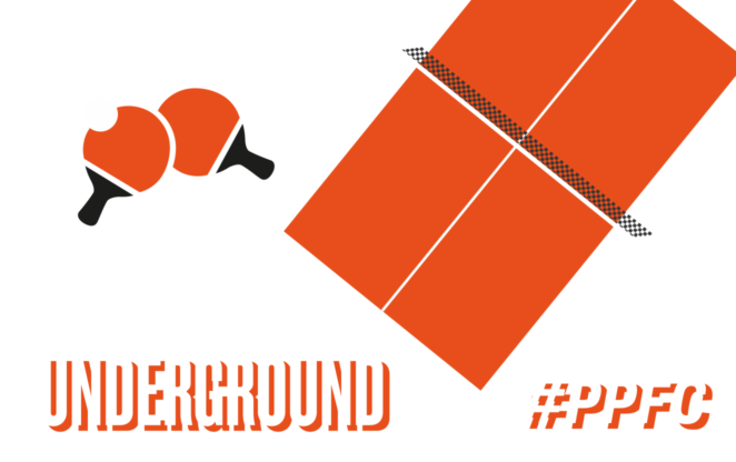 Ping Pong Fight Club